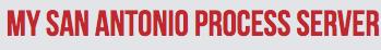 My San Antonio Process Server Logo